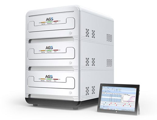 AGS4800 Real-time PCR Detection System